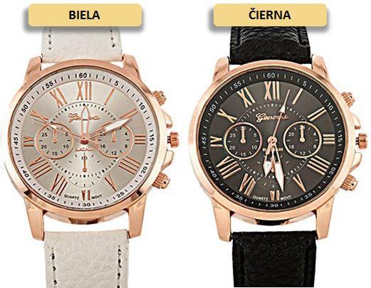 Dámské hodinky Geneva Platinum 599987fa61
